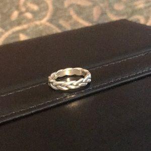 James Avery petite ring
